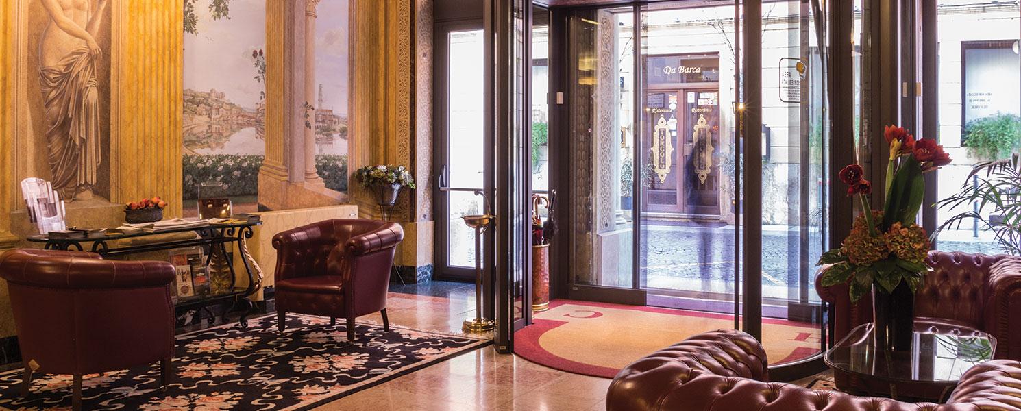 Schenken Sie einen Aufenthalt im Hotel Colomba d'Oro mit einer weltweit einzigartigen Giftcard