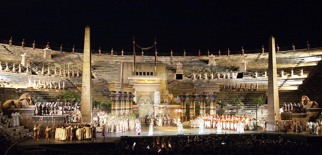 Arena Opera season kicks off!