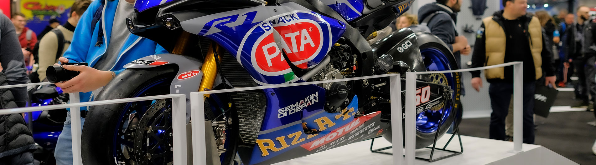 Verona rekindles the engine with Motor Bike Expo
