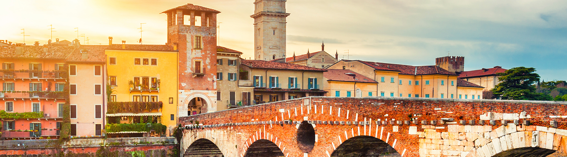 Guided tours between Verona and the surrounding territories