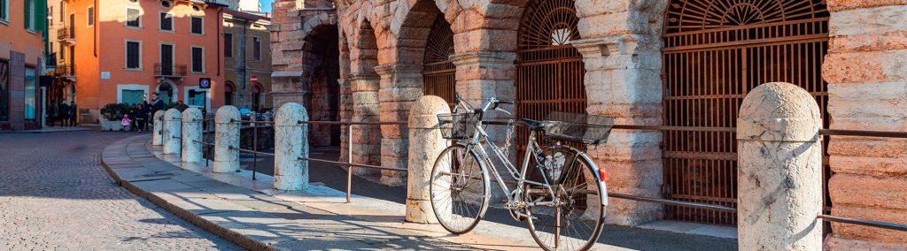 Scopri Verona in bicicletta!