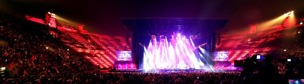 Benvenuti in Arena: il teatro più bello del mondo.